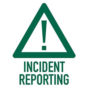 How to write safety incident report
